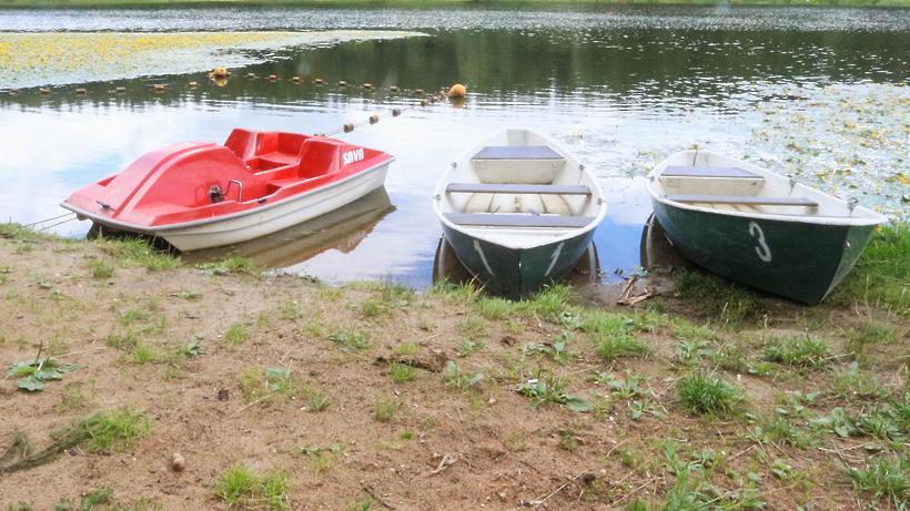 Ограничение на использование моторных лодок вводят на Волге в районе Дубны