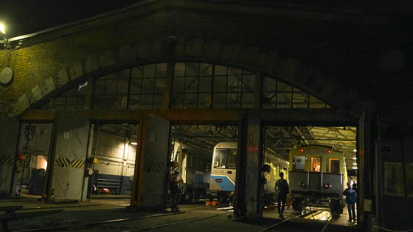 Легенды «синей» ветки метро  неизвестная станция и «мягкое место» Кагановича f8de5a67737