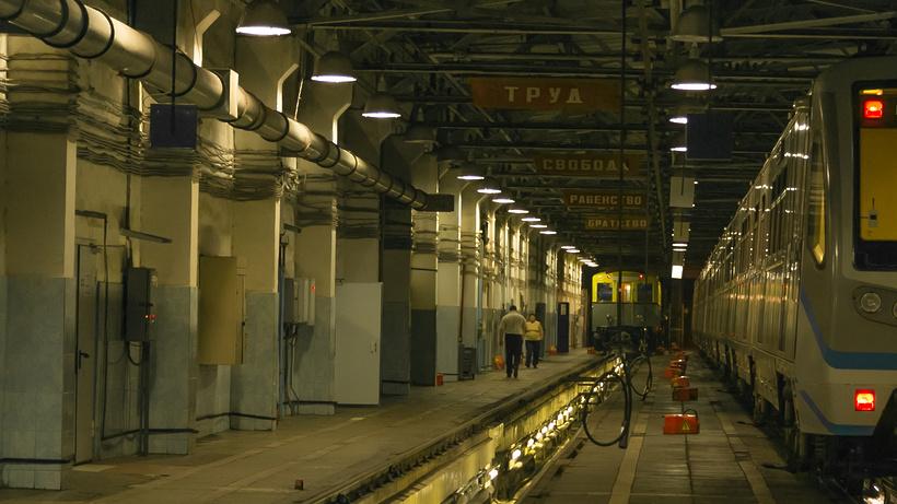 Движение попервому участку 3-го пересадочного контура метро запустят осенью