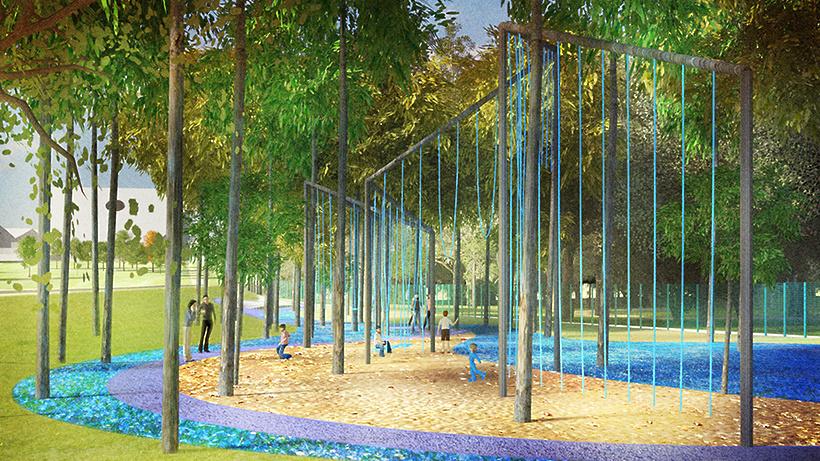 ВСколково появится сеть ландшафтных парков