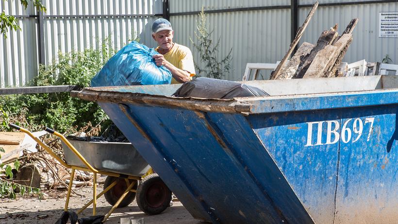 Новости Коломны   Более 70% жителей частного сектора Коломны заключили договоры на вывоз мусора Фото (Коломна)   iz zhizni kolomnyi