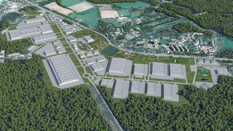 Условия для газоснабжения трех индустриальных парков области создадут в 2017 году
