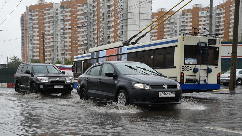 Госавтоинспекция региона призывает водителей к осторожности в связи с непогодой