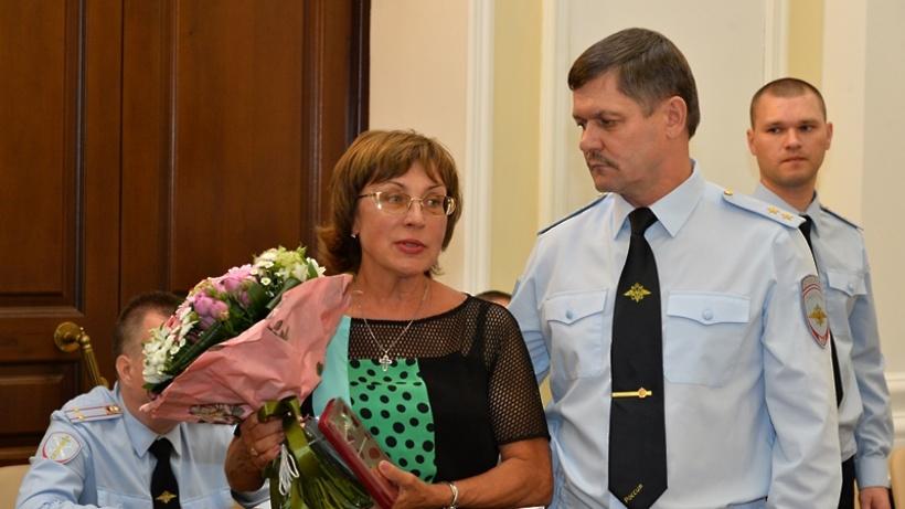 Лейтенанта столичной милиции Виктора Разудалова посмертно наградили орденом Мужества
