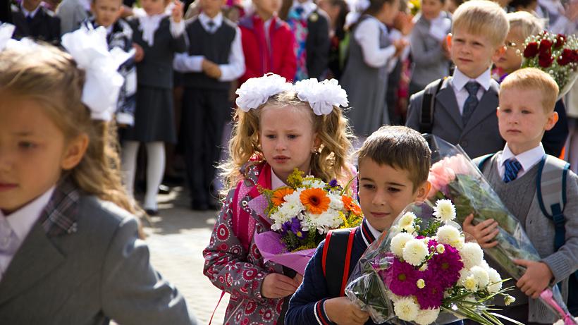 Уже порядка 68 тысяч детей записали в Подмосковье в первый класс