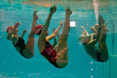 Турнир по синхронному плаванию «Русская матрешка» стартует в Подмосковье 13 декабря