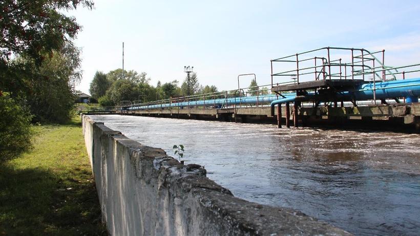 Плотину на озере Сенеж оформляют в областную собственность