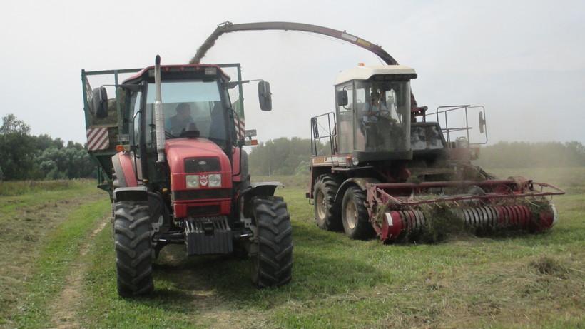 Профилактическая операция попроверке тракторов стартовала вПодмосковье