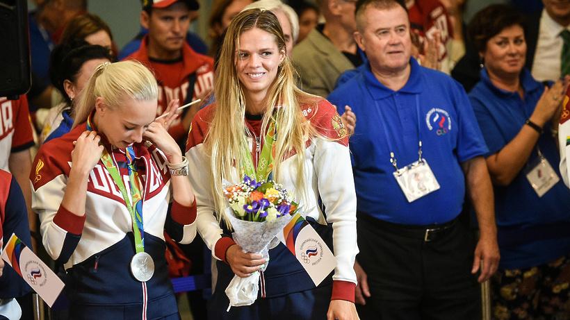 Ефимова одержала победу на100-метровке брассом наОткрытом чемпионате вАвстралии