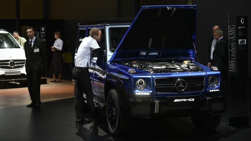 Benz наладит в Российской Федерации производство полного цикла
