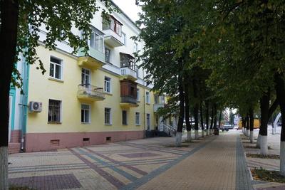Пешеходные зоны благоустроили в центральной части Ступина