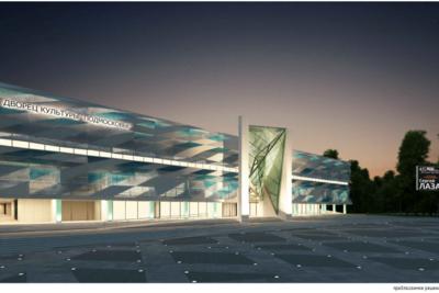 Площадь ДК «Подмосковье» в Красногорске планируют открыть 14 декабря