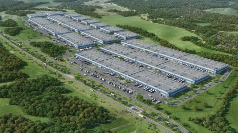 Индустриальные парки вПодмосковье привлекли практически 140млрдруб. вложений денег - зампред Буцаев
