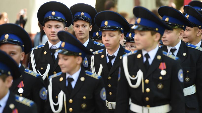 Неменее 12 тыс. детей учатся вкадетских классах столицы