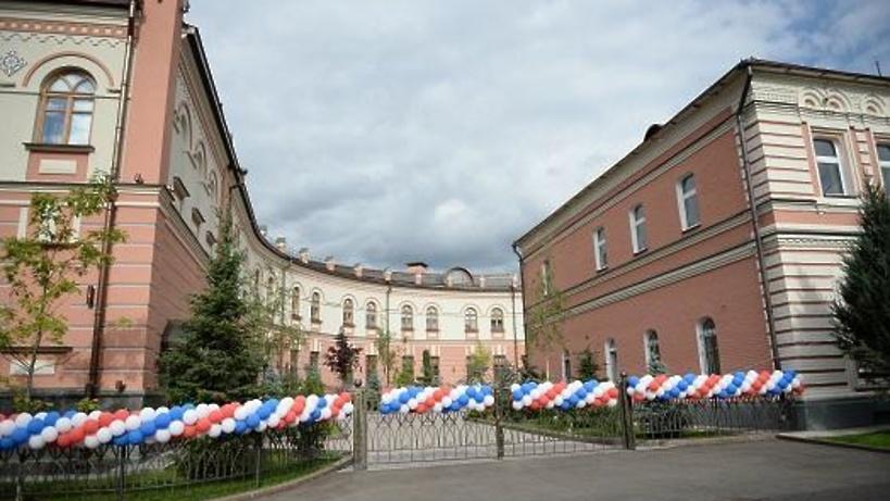В столице России прошел показ гостиницы Покровского женского Ставропигиального монастыря