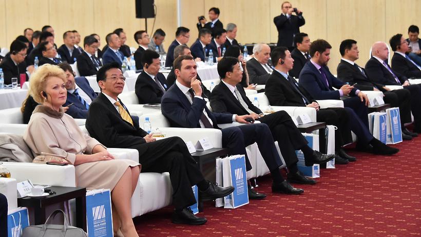 Китайское подворье могут построить вПодмосковье
