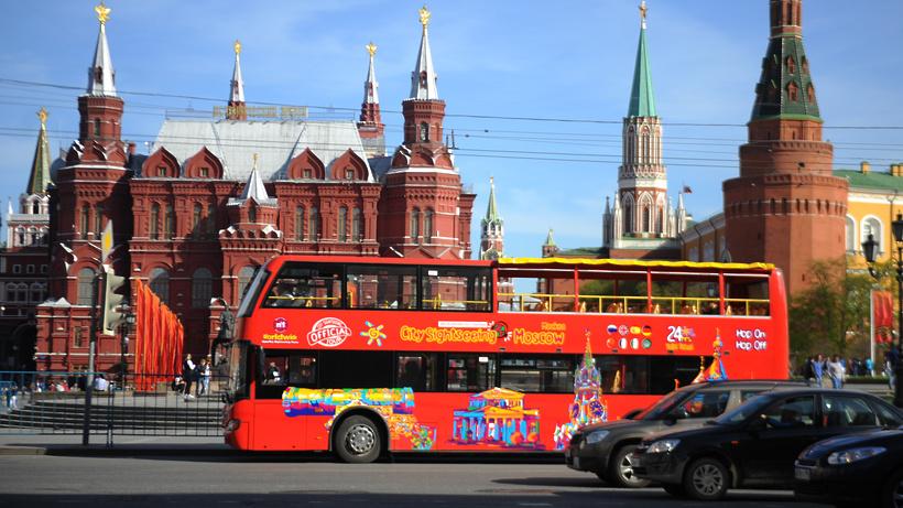 Москва угодила в 10-ку наилучших городов мира для путешествий