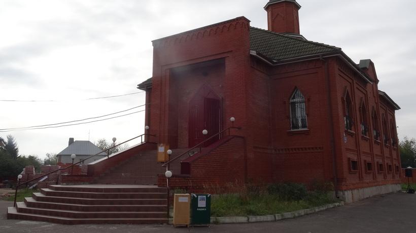 орехово зуевская мечеть забирова сания фото умеет владеть собою