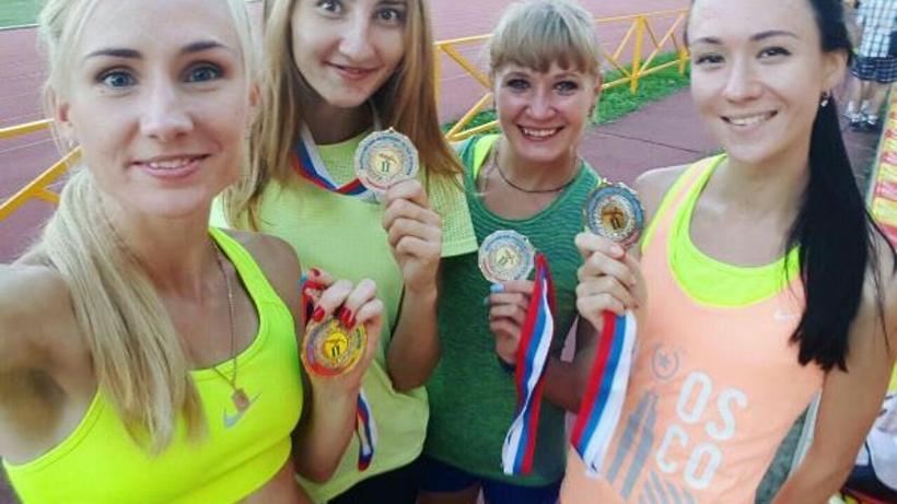 Лукьяненко победил вдесятиборье накомандном чемпионате Российской Федерации вАдлере