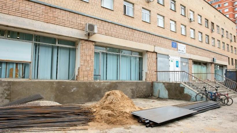 Подрядчики приступят к капремонту домов в Подмосковье уже в мае