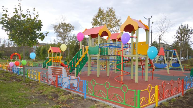 ВПодмосковье доконца года проверят все детские площадки
