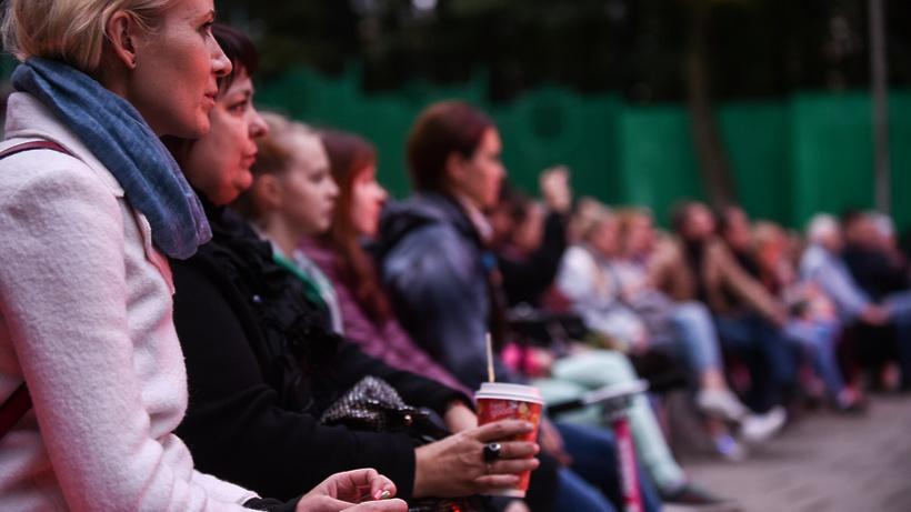 Бесплатные фильмы покажут в 40 парках региона в рамках акции «Летний кинотеатр»