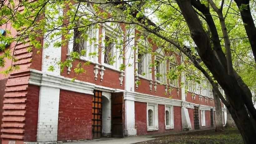 Нежилое строение наШаболовской перестроят под кабинеты