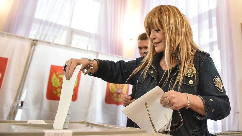 фото пугачевой на выборах