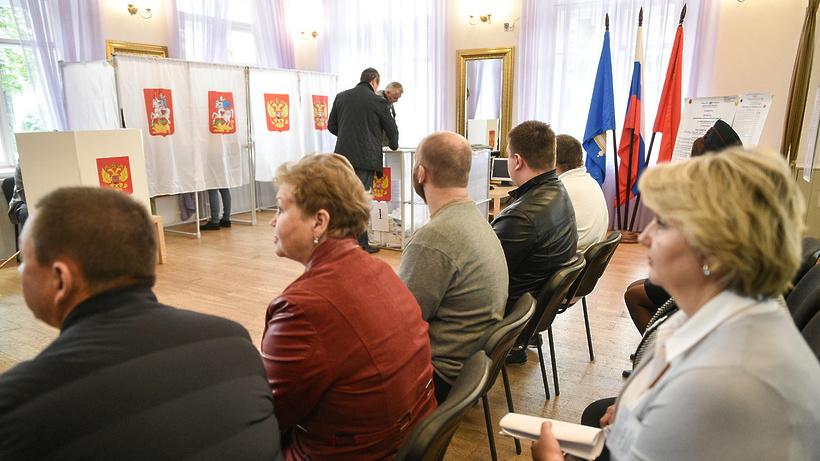 «Единая Россия» навыборах в Государственную думу лидирует сбольшим отрывом