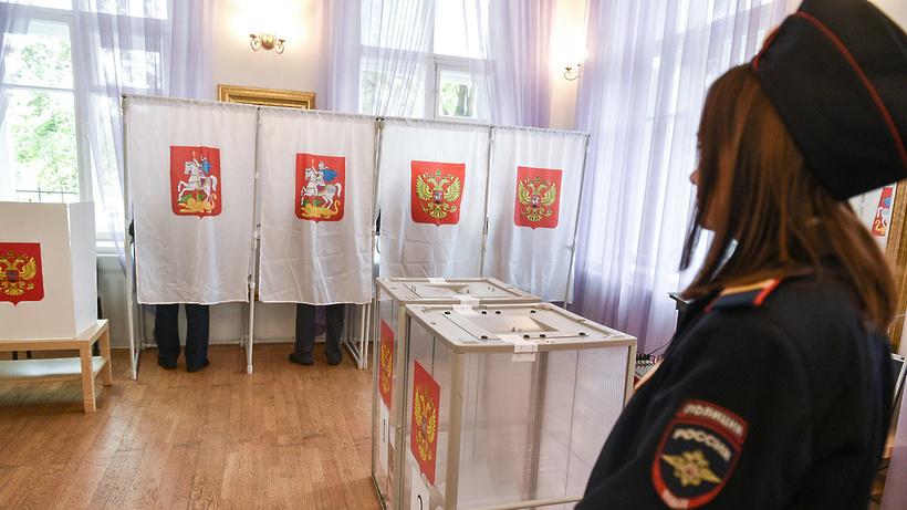 Досрочное голосование началось на муниципальных выборах в Подмосковье