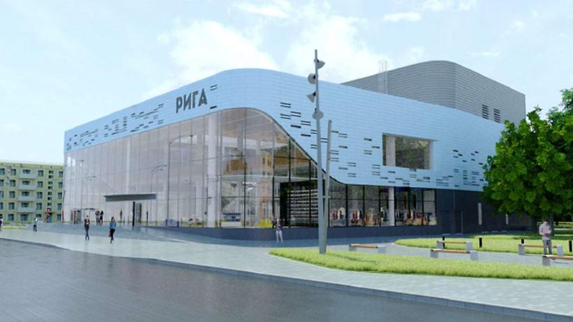 В столице России появятся 5 «стеклянных» районных центров скинотеатрами
