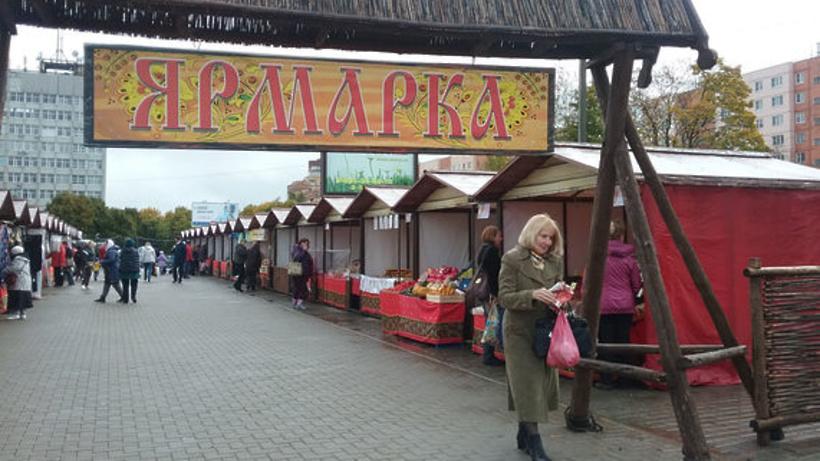 Социальная ярмарка «Ценопад» прошла в Протвине в минувшие выходные