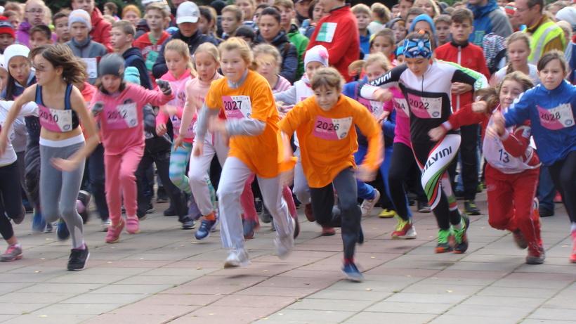 Всероссийский день бега «Кросс нации-2017» пройдет вНижегородской области
