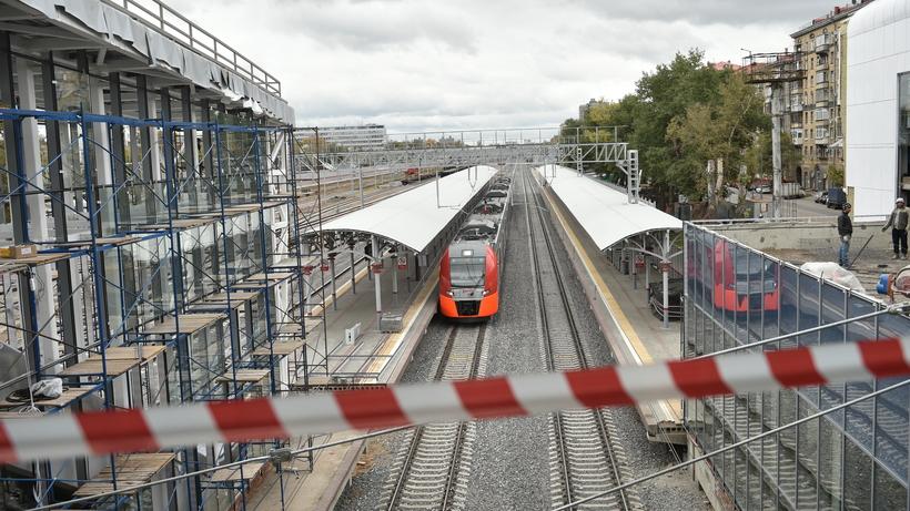 Оставшиеся 5 станций МЦК будут открыты доконца октября