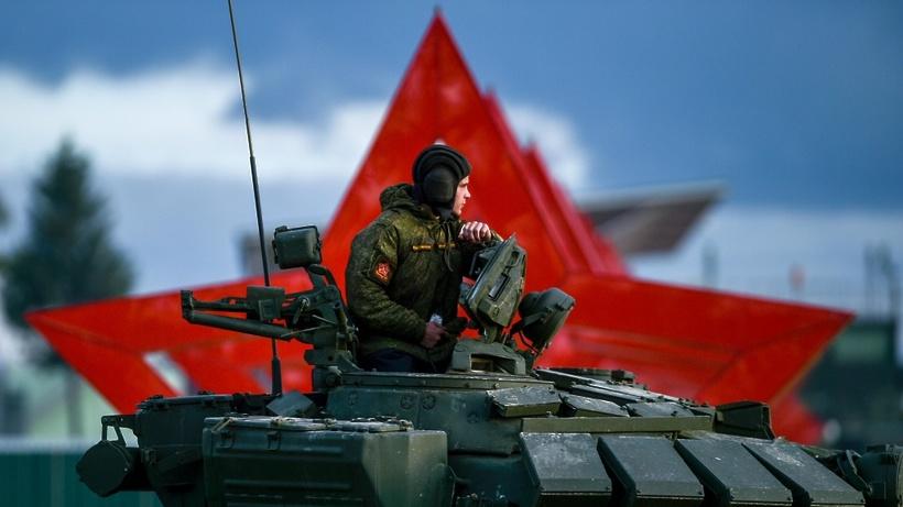 На консилиуме «Армия-2017» ожидают гостей из100 стран мира