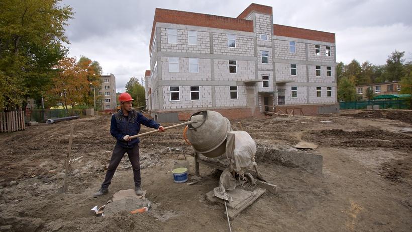 Доконца года в новейшей столице России построят 5 детских садов