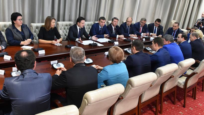 Первое совещание Мособлдумы VI-го созыва состоится 29сентября