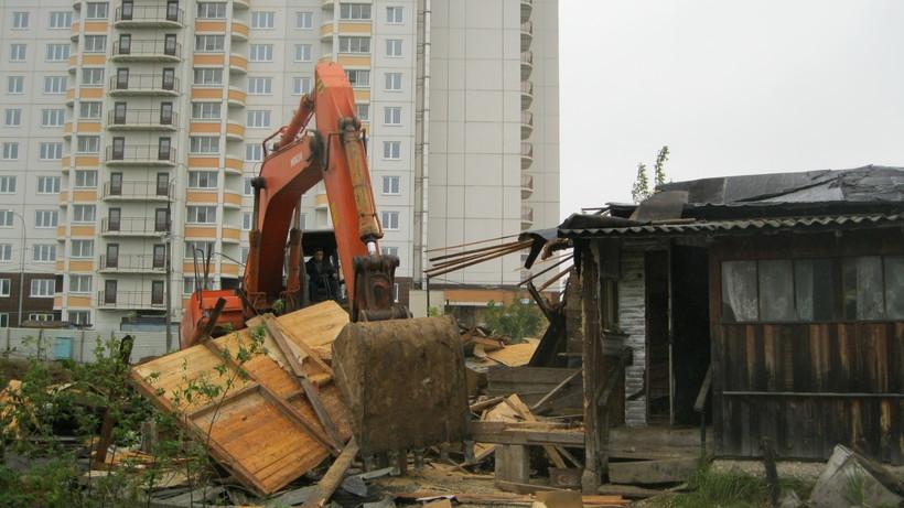 Массовый снос проблемных объектов недвижимости пройдет в пяти муниципалитетах в пятницу