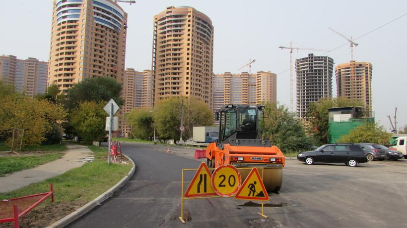 Красногорск стал городом ссамыми грязными дорогами вПодмосковье