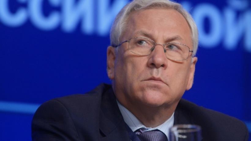 Юрий Липатов получил полномочия сенатора отПодмосковья