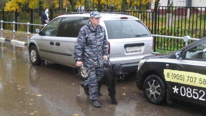 В российской столице эвакуируют детсады ишколы из-за угрозы взрыва