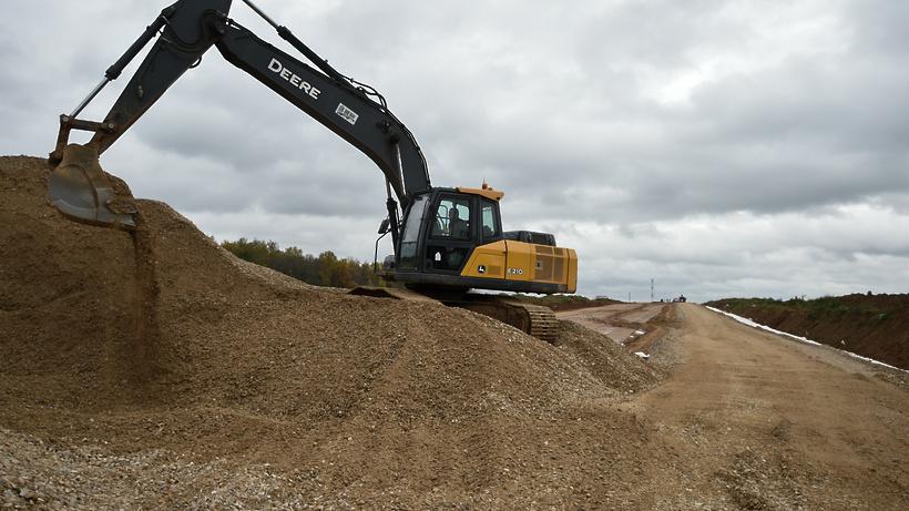 Проектирование по строительству Северного обхода Лобни планируют завершить к концу года
