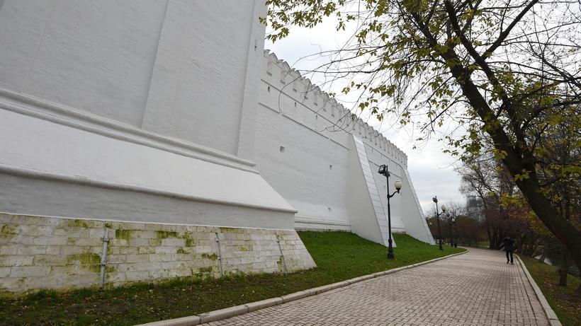 Засемь лет в российской столице отреставрировано 890 монументов истории икультуры