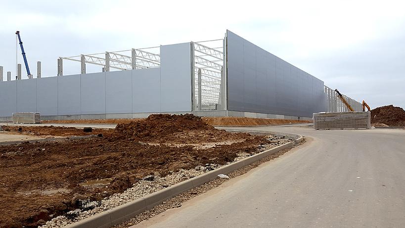 Впоселении Щаповское построят мебельные склады