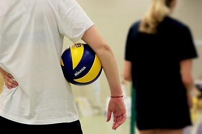 Команда «Вольница» победила в турнире по волейболу среди женщин в Подольске