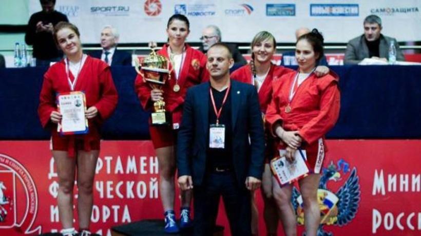 Русские самбисты победили вобщекомандном зачёте турнира напризы Аслаханова