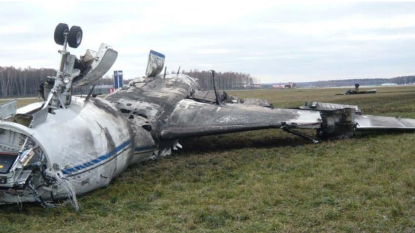 МАК назвал причины крушения самолета руководителя Total во«Внуково»
