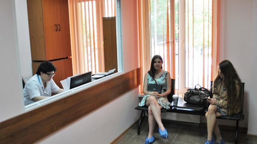 33-я студенческая поликлиника регистратура