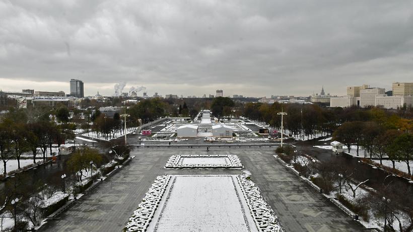 Впарке «Садовники» откроется зимний велопрокат