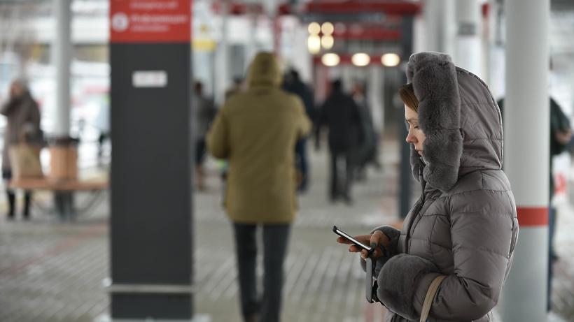 Беспроводной интернет впоездах МЦК включили вединую сеть транспортного Wi-Fi
